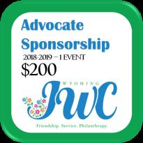 Advocate Sponsorship